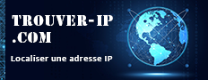 Trouver IP logo