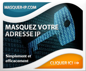 Cacher son adresse ip